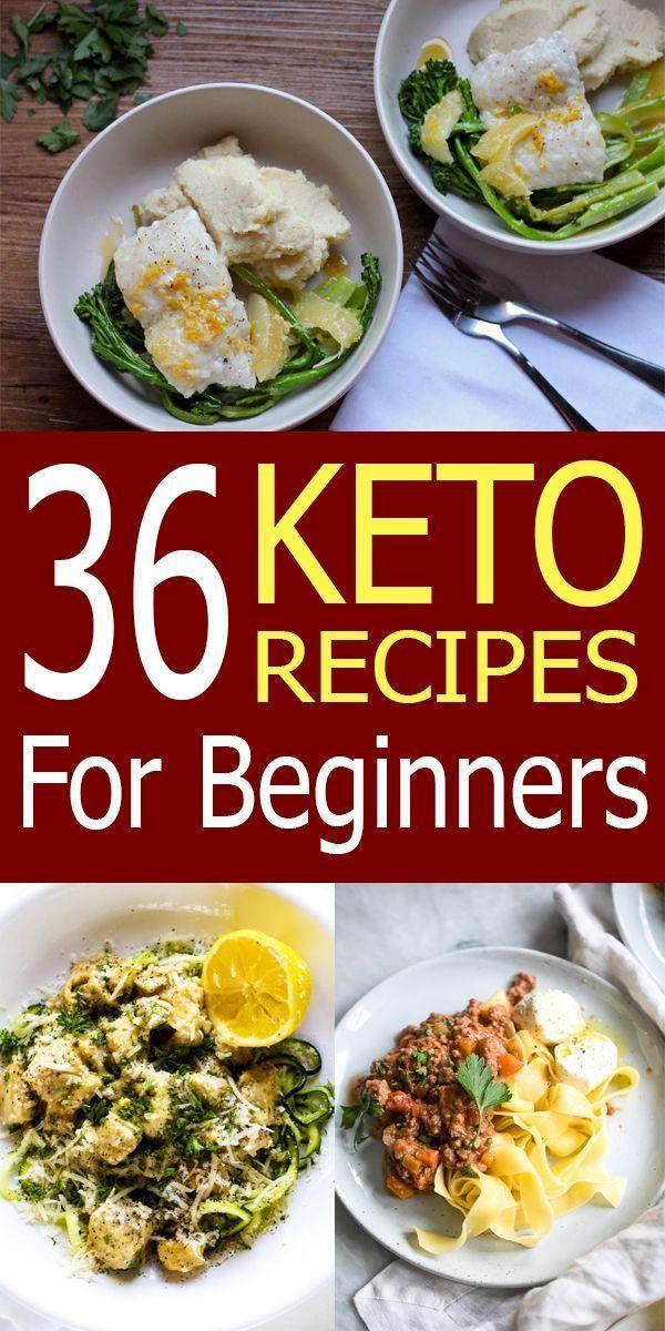 36 Ideas Definitivas de Dieta Keto para Principiantes. Los seguidores de Keto han visto la práctica …