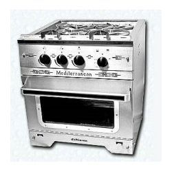 Dickinson Marine Mediterranean 3-Burner Propane Gas Stove With Broiler -possible alternative to GN espace