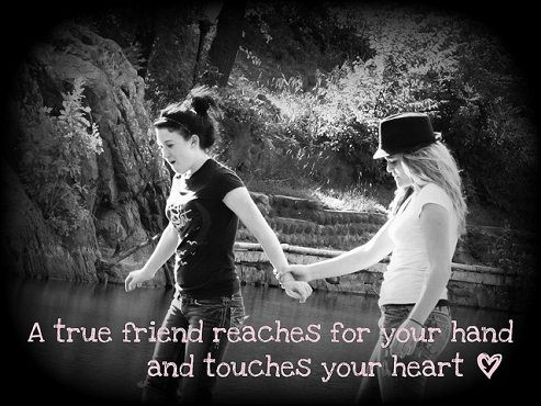 | 30 Heart Touching Friendship Quotes