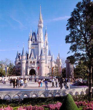 No. 11 Tokyo Disneyland, Tokyo    Annual Visitors: 14,452,000