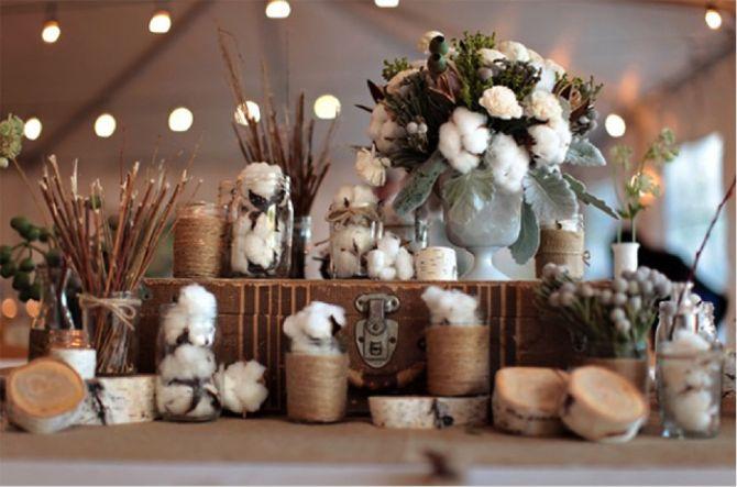 Bodas de casamento: Bodas de algodão – 2º ano de casados