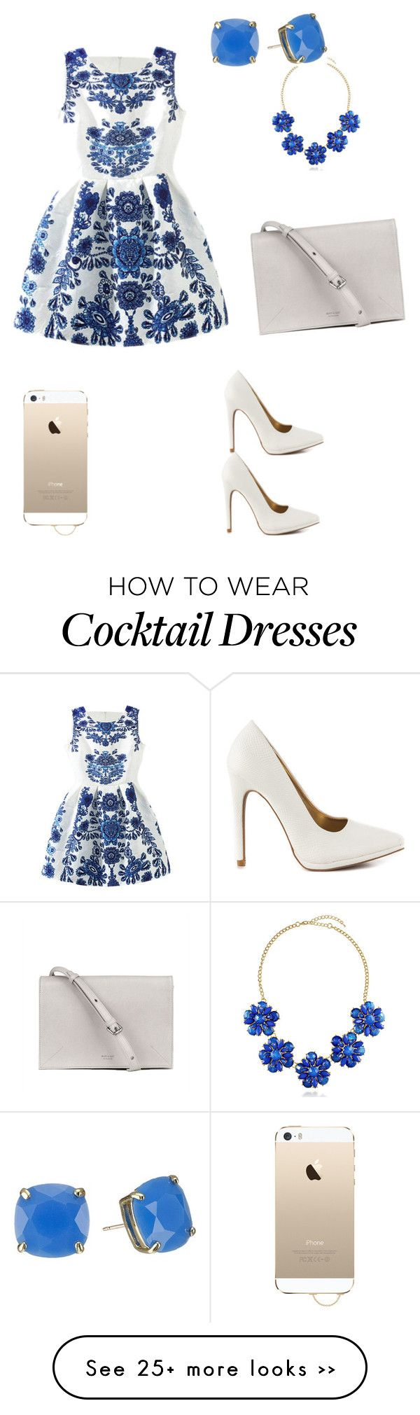 """""""tenue de cocktails"""" by hirza on Polyvore"""