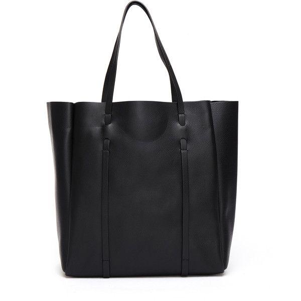 Balenciaga Everyday Tote L Bag (15.057.250 IDR) ❤ liked on Polyvore featuring bags, handbags, tote bags, tote purses, leather totes, balenciaga tote, leather tote bags and balenciaga purse