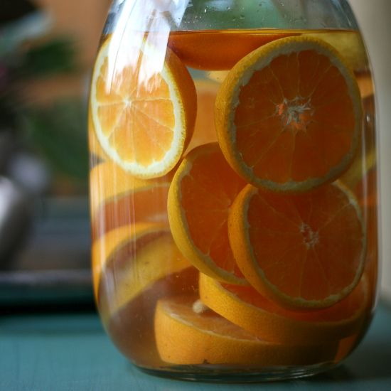 Homemade orange liqueur is so easy and tastes so wonderful, you'll never buy store bought again!