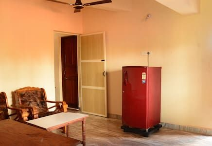 Check out this awesome listing on Airbnb: Morjim Sunset Guesthouse- Morjim beach North Goa - Apartments for Rent in Morjim