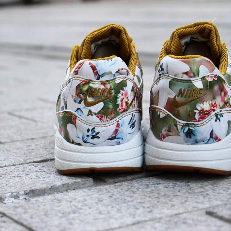 Nike Air Max 1 Ultra City Floral  Qs Collection Milan - Cornerstreet