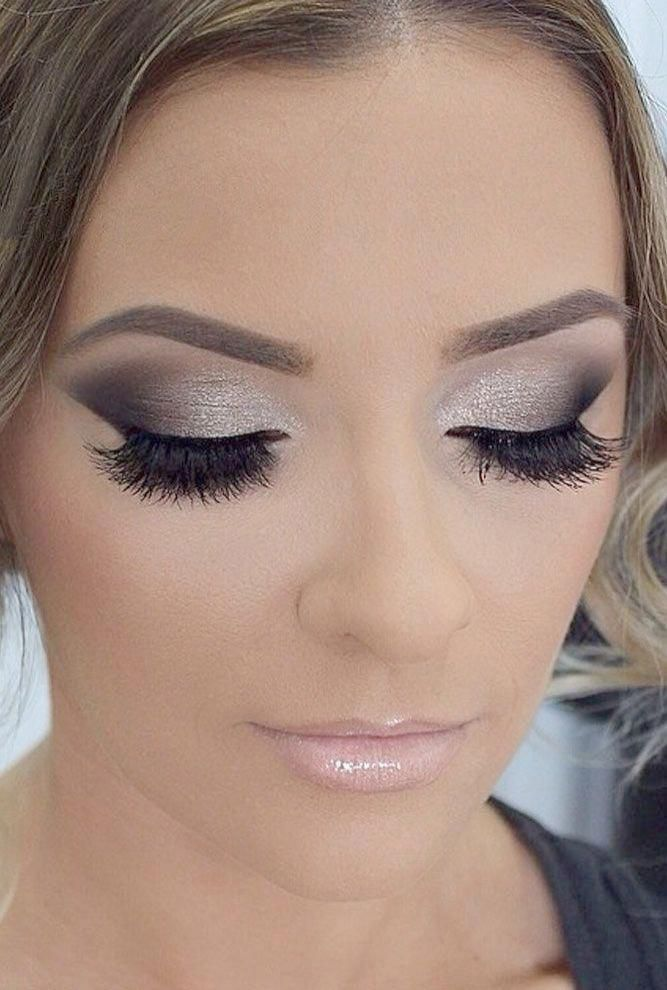 Trendy Smokey Eye Makeup Easy Steps Eyemakeup With Images