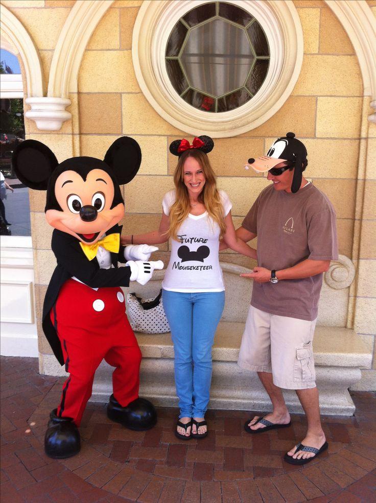Disney pregnancy reveal