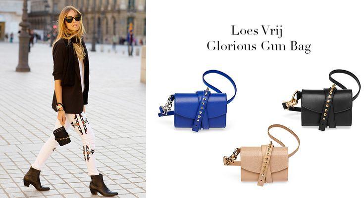 Loes Vrij Glorious Gun Bag! http://bit.ly/21cn2l1