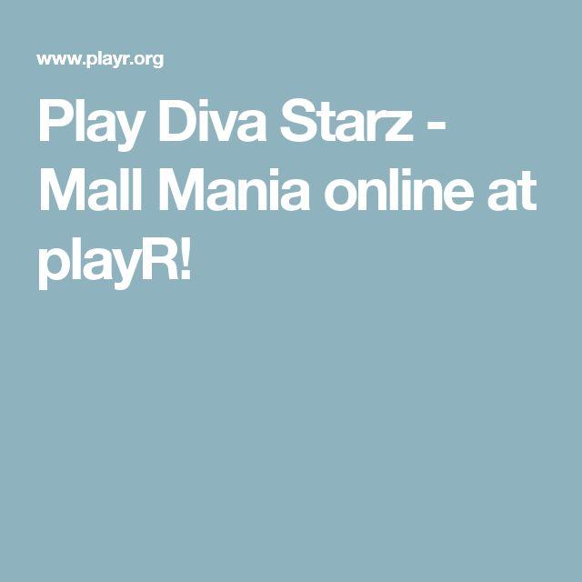 Play Diva Starz - Mall Mania online at playR!