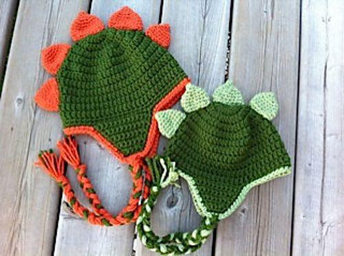 Mejores 131 imágenes de Dinosaur Crochet Patterns en Pinterest ...