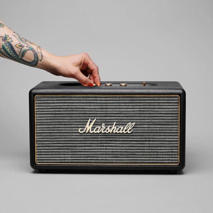Caixa de som da Marshall para Smartphones