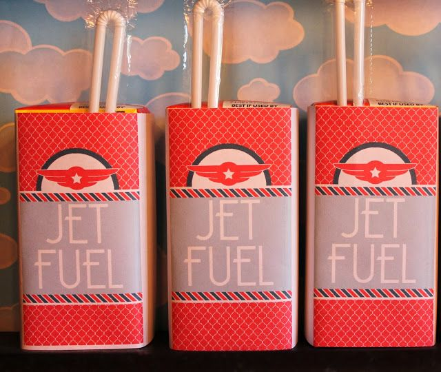decorative juice boxes