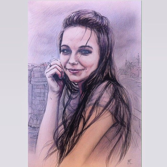 #girl #portrait