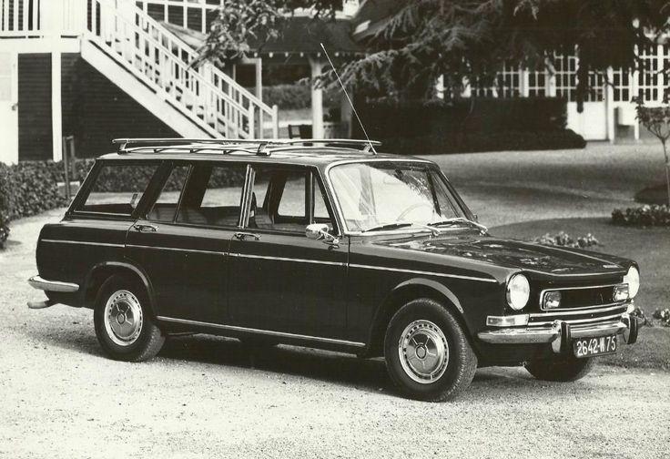 Simca 1501 Spécial Break - 1973