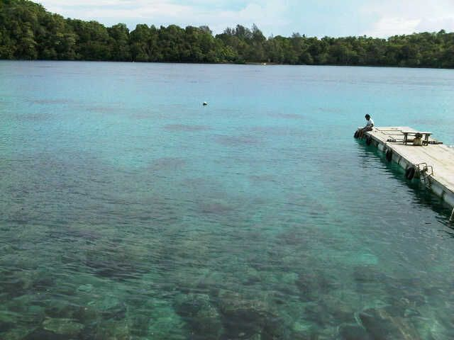 Stuck thinking, where am i right now? Do i still alive ?! This is HEAVEN! #Iboih #Aceh #Indonesia #Adventure