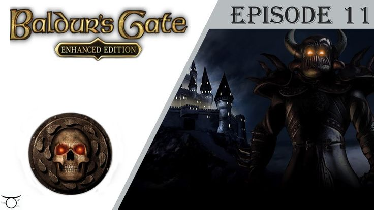 Let's play Baldur's Gate I: Enhanced Edition - Episode 11 - Clearing the Gnoll Stronghold  Welcome to the Baldur's Gate I: Enhanced Edition let's play series.   In this episode we finally reach the Gnoll Stronghold and we start to clear the area of Gnolls. After a long fight we finally reach Dynaheir and free her from her captors!