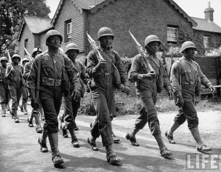 First African American Troops The United States Has Ever