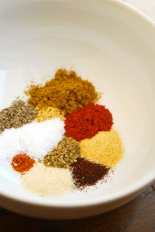 Homemade Taco Seasoning Mix- the best I've tried