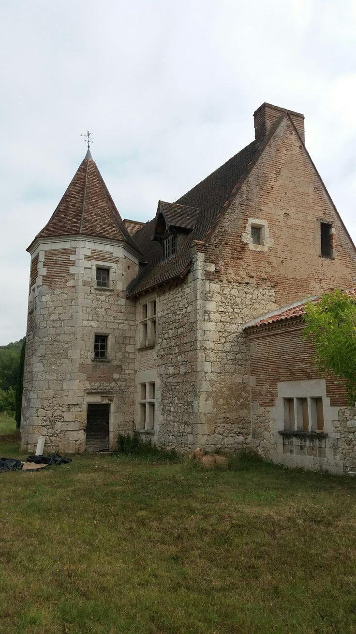 Maison de passage d'Henri IV à Clairac (47)