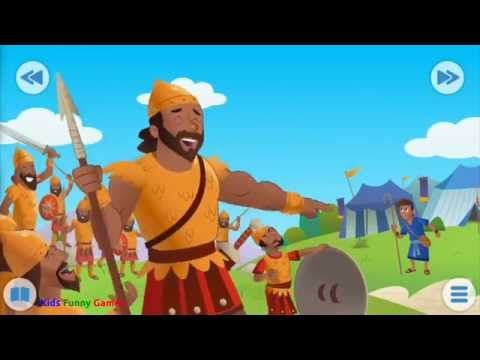 Bible for kids | It is finished | Funny Games - YouTube