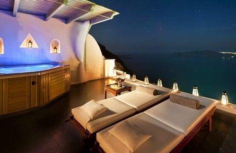 Romantic hotel: Anastasis Apartments Hotel in Santorini