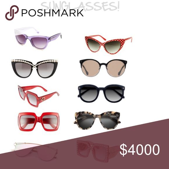 Discounted Sunglasses Sunglasses at a Discount Accessories Sunglasses