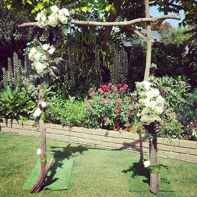 Non Traditional Wedding Arches: 17 Best Images About The Wedding Arch By Ceremonies I Do