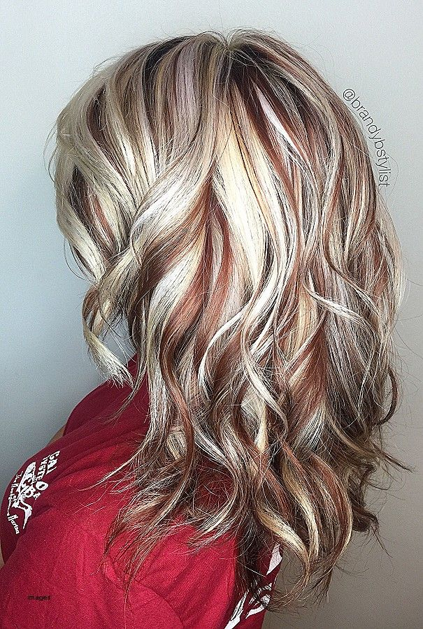 Image Result For Blonde Hair With Red Lowlights Underneath Red