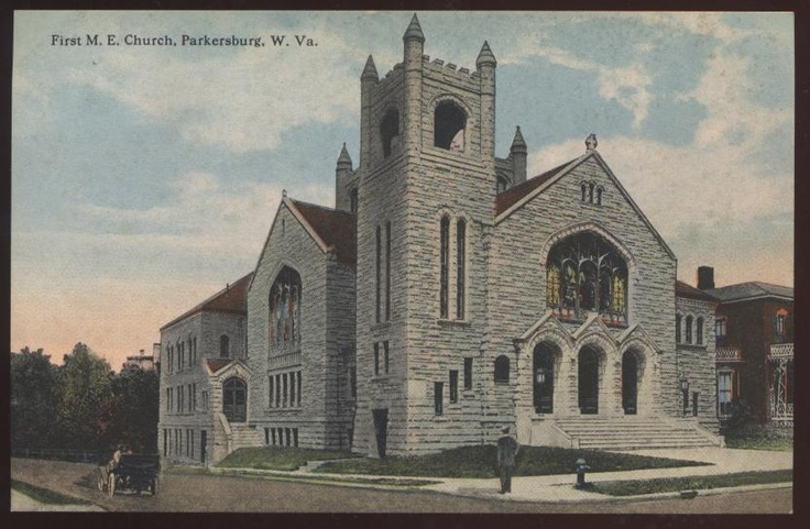 Pin by Phillip Sweany on churches Parkersburg