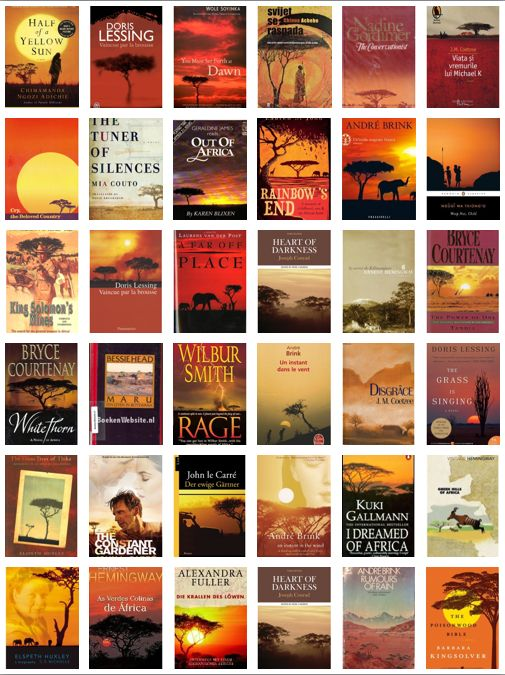 """The Dangers of a Single Book Cover: The Acacia Tree Meme and """"African literature"""" » AFRICA IS A COUNTRY"""
