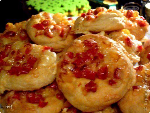 Кулинария Рецепт кулинарный Булочки пикантные  Продукты пищевые фото 1