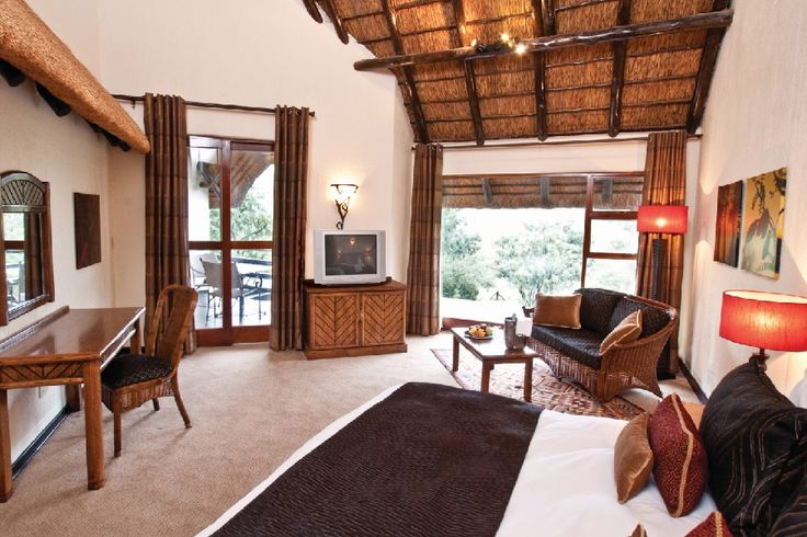 Kwa Maritane Bush Lodge is located in the heart of the malariafree Pilanesberg NationalPark