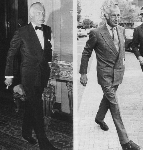 Gianni Agnelli. jesus so sharp.