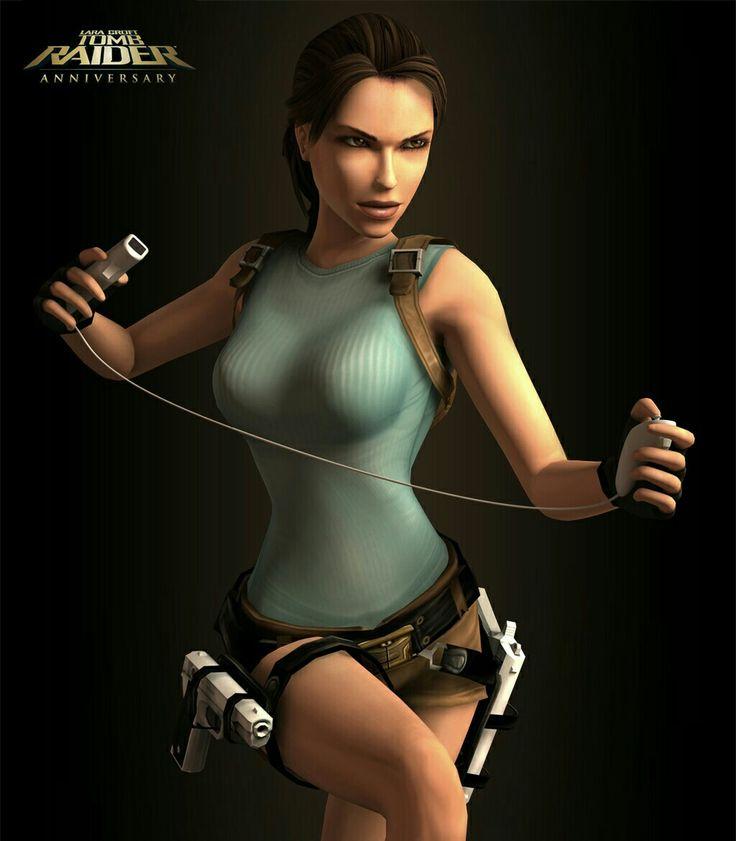 Tomb Raider Anniversary - (2007) - Crystal Dynamics - Eidos interactive