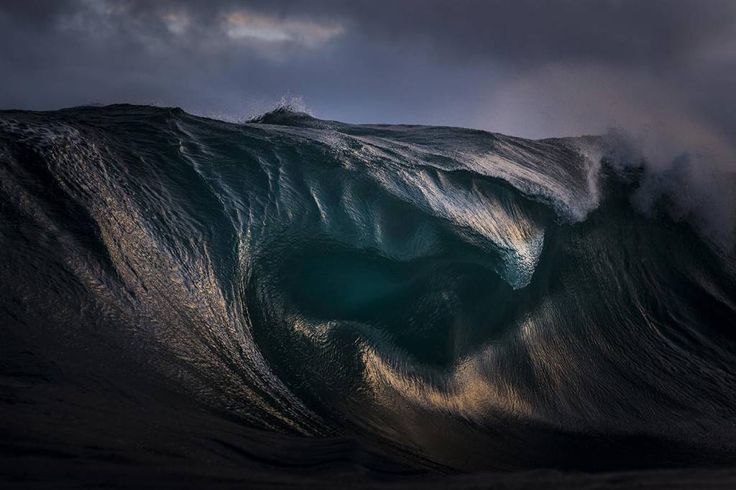 A Real Monster Wave