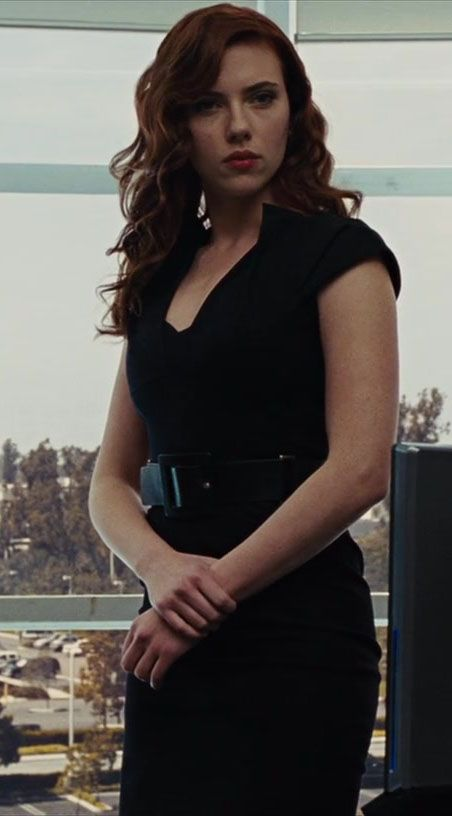 Natasha Romanoff    Iron Man 2    452px × 816px