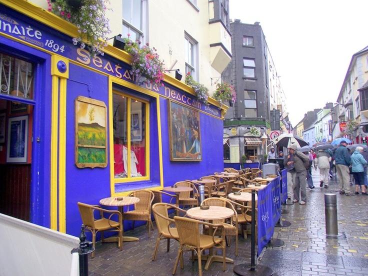 Irlande : août 2011: Place