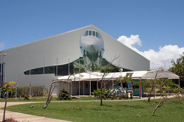 Be sure to visit Barbados Concorde Experience for a hands-on tour of this supersonic aircraft!