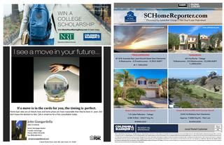 Schiedow Group's SCHomeReporter  San Clemente, Talega Home Sales! Get the latest home market values, homes for sale, in escrow and recently sold. Along with some great real estate and loan information.