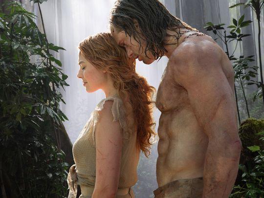 The Legend of Tarzan: Confira as primeiras imagens oficiais de Margot Robbie e Alexander Skarsgård - Notícias de cinema - AdoroCinema