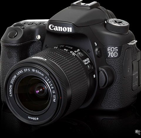 Canon 70D: Pretty impression live view autofocus. Best AF I ever seen. Nikon can definitely learn a few things here. Would love to see this AF system on the EOS M2.