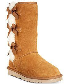 235ed47a340 Koolaburra By UGG® Women s Victoria  Boots  Macys  Fashion  Shoes  Womens