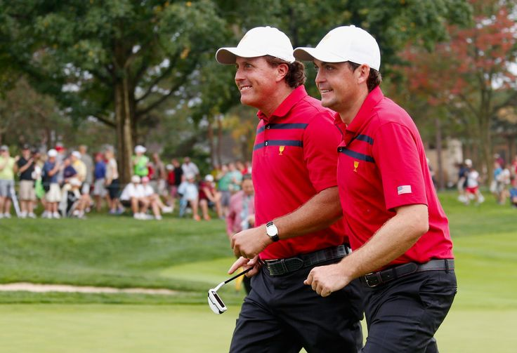 Phil Mickelson Photos: The Presidents Cup - Round Three
