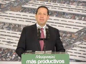 Eruviel Ávila se solidariza con la Cruzada Nacional Contra el Hambre