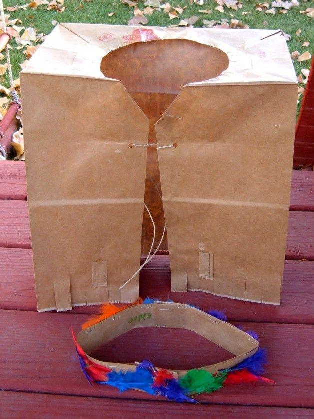 indian dressup headband free printable preschool craft for kids