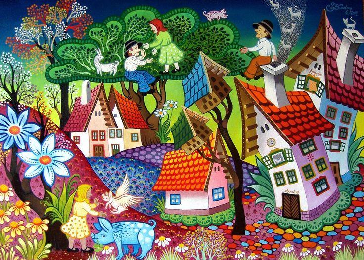 koday lászló festményei
