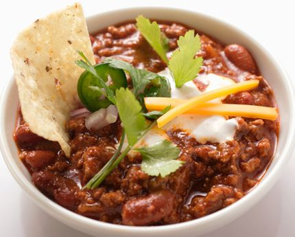 Super-Easy Chicken Chili