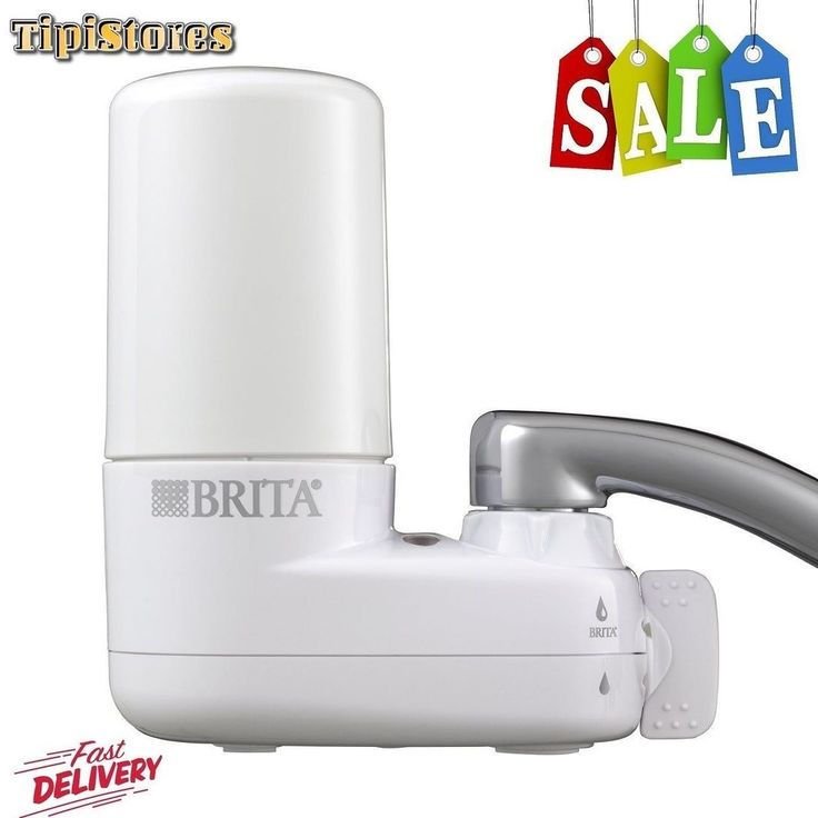 Basic Water Faucet Filtration System Brita - Fits Standard Faucets Only NEW http://ift.tt/2BckMIn  #Basic #Water #Faucet #Filtration #System #Brita #Fits #Standard #Faucets #Only #NEW #Home #Garden #Kitchen #Dining #Bar #Small #Kitchen #Appliances #Water #Filters #tipistores