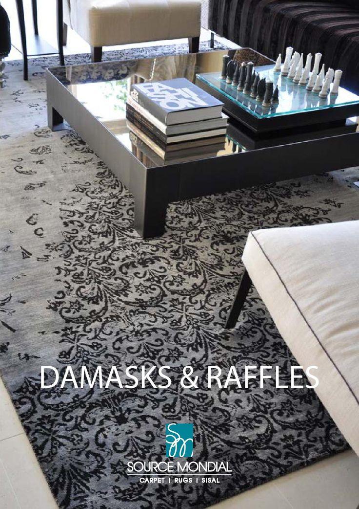 Damask & Raffles